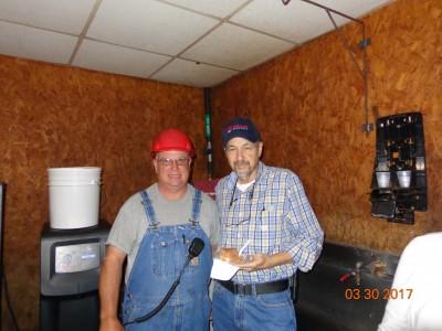 Steve Brooks & William Johnson