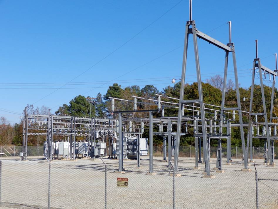 fabricated substation steel whitlow electricwhitlow electric